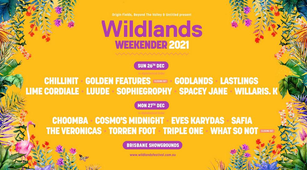 Wildlands Weekender 2021