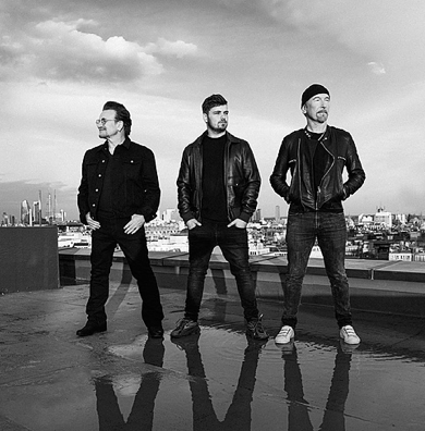 Martin Garrix, Bono and The Edge are teaming up!