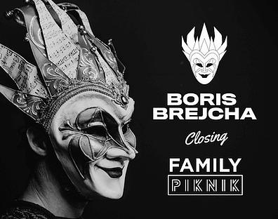 Family Piknik invites Boris Brejcha in France, for an incredible closing!