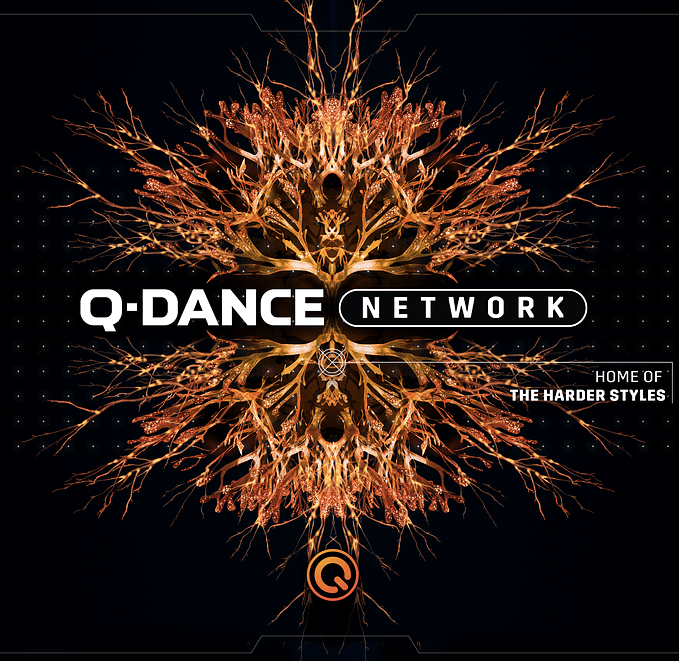 Q-dance Network is the new unmissable platform for Hardstyle lovers!