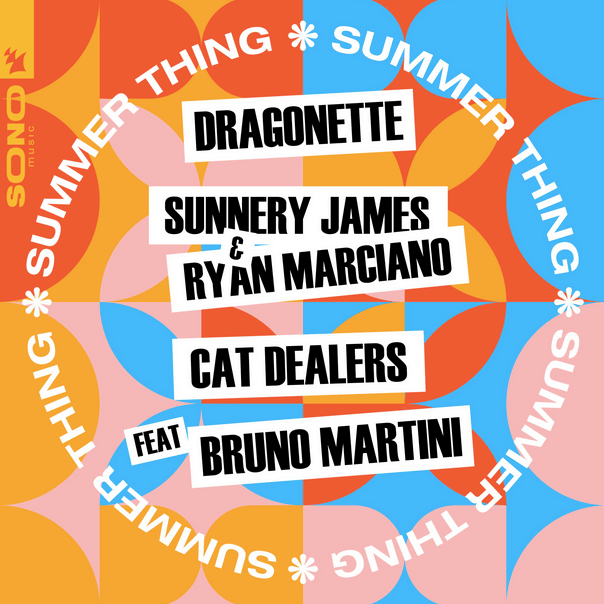 A dream team has been created for 'Summer Thing' !