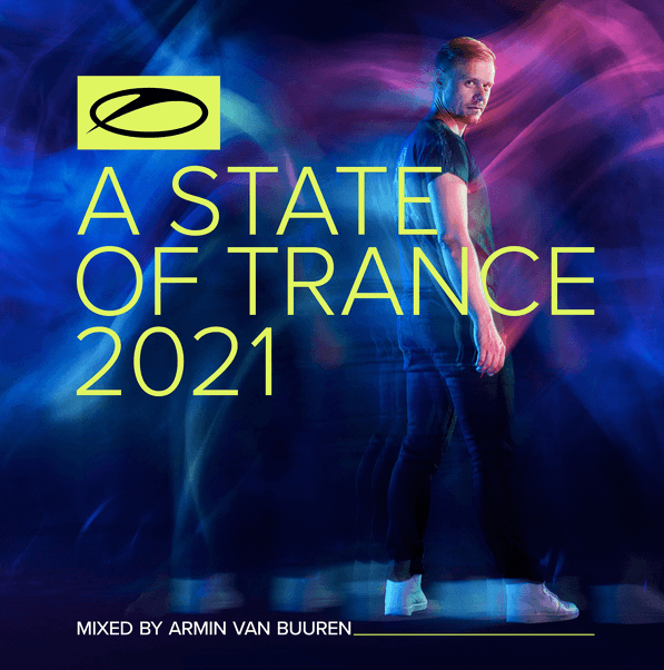 'A State Of Trance 2021 mix album' by Armin van Buuren, is out!