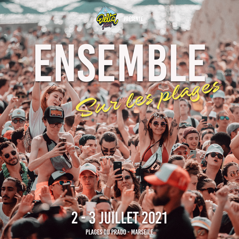 The French Delta Festival is postponed but announces a new event!