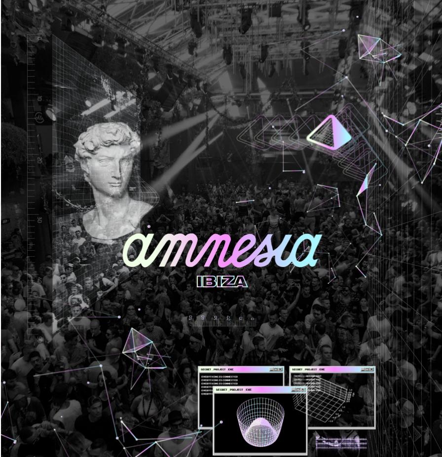 Discover Amnesia Ibiza's NFT collection !