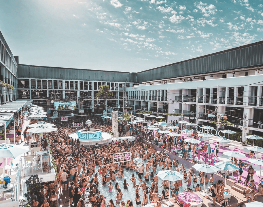 Ibiza Rocks Hotel reveals a summer series of events!