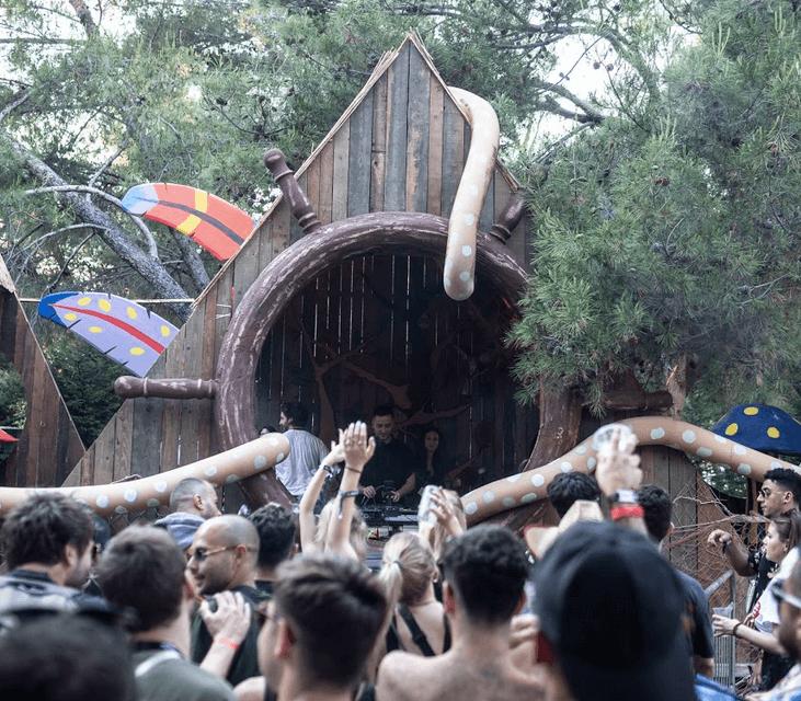 The Unum Festival in Albania was …. unrestricted !
