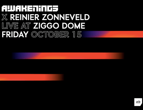 Awakenings and Reinier Zonneveld create a giant for ADE!