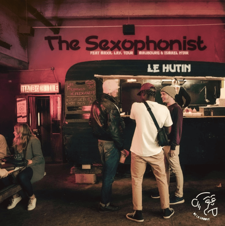 Le Hutin releases a new LP, 'The Sexophonist'!