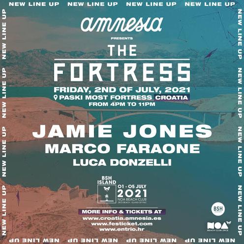 Amnesia Ibiza will host a Fortress at BSH Island…