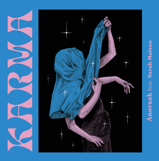 Anoraak is pleased to share his full 5-track 'Karma' EP!