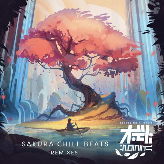 Sony Music Japan launches 'Sakura Chill Beats'!
