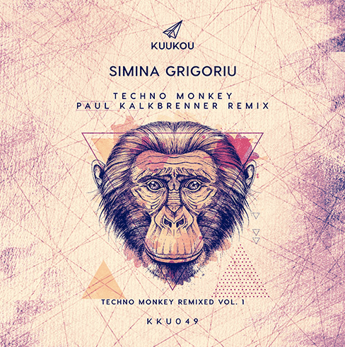 Simina Grigoriu's 'Techno Monkey' remixed by Paul Kalkbrenner!