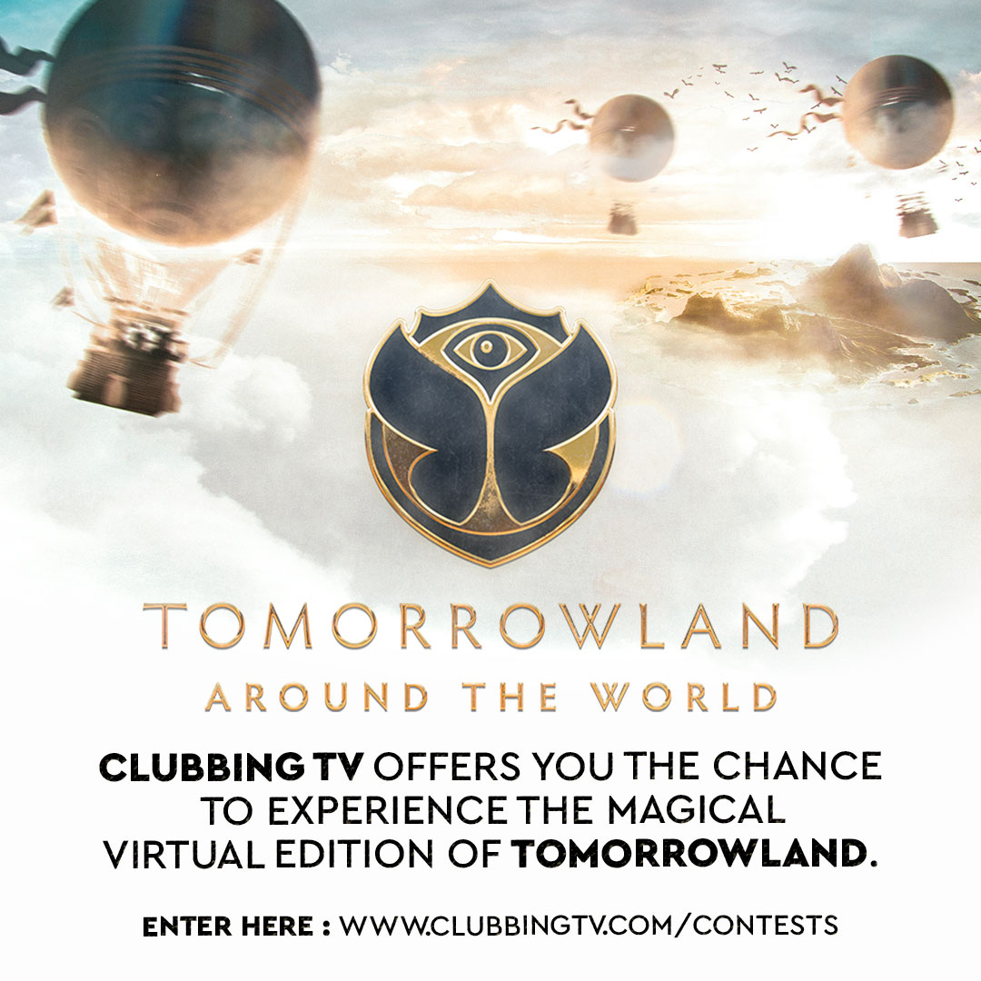 Spend a magical virtual weekend with Tomorrowland - Around The World