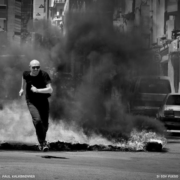 Paul Kalkbrenner drops 'Si Soy Fuego', a video, and tour dates!