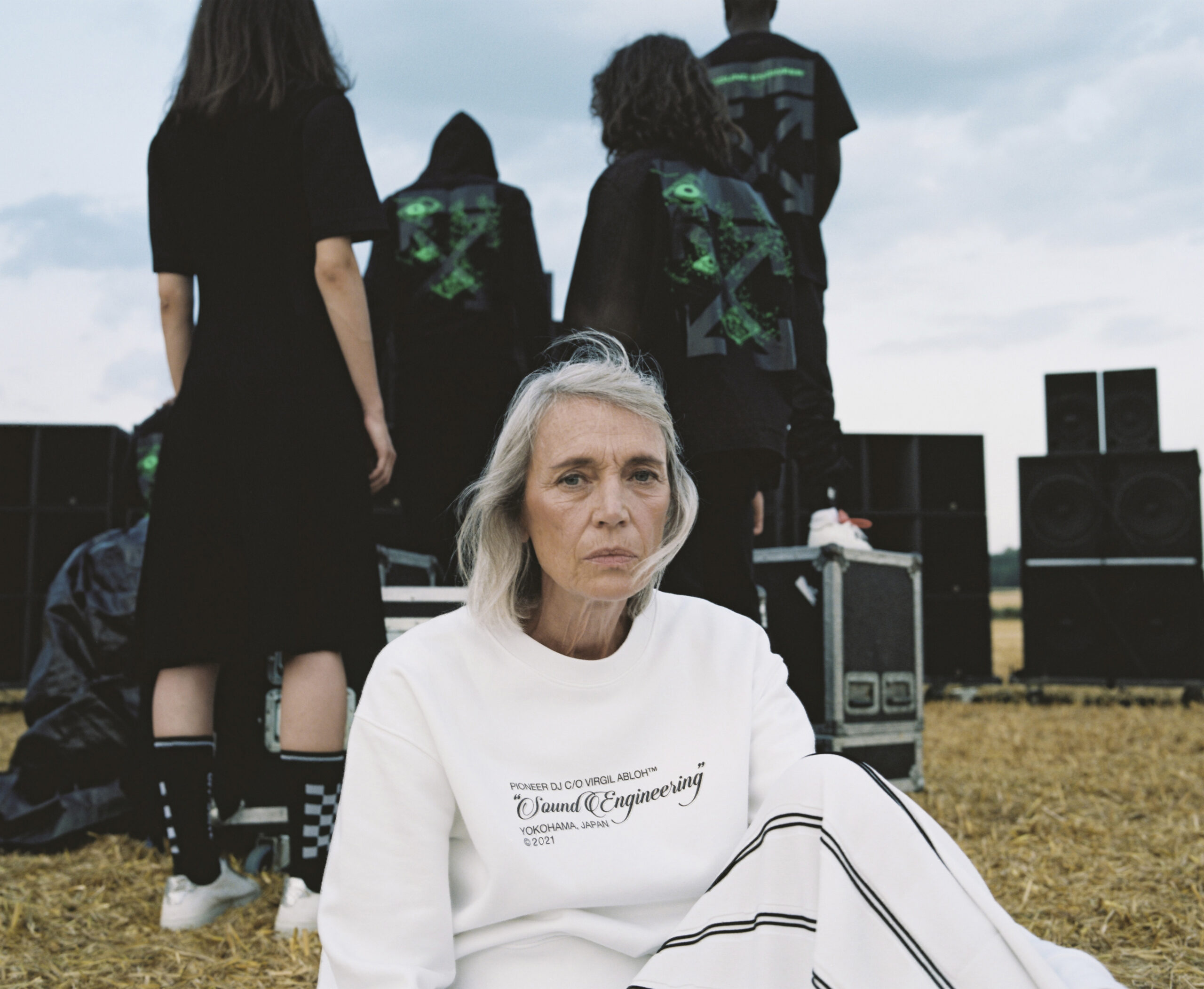Pioneer DJ unveils collaboration with Off-White ™: 'SOUND ENGINEERING'
