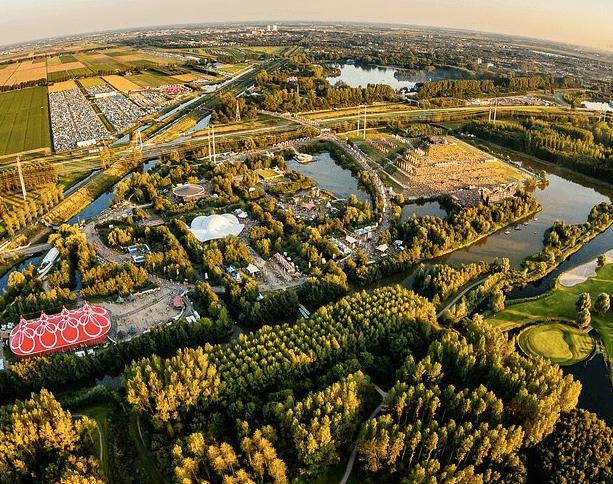 Netherlands: no more than 750 visitors per event!