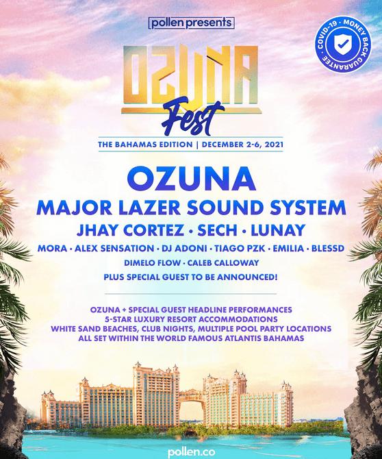 Pollen presents … the Ozuna Fest!