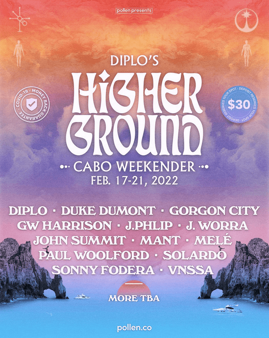 Let's reach Higher Ground with Diplo!