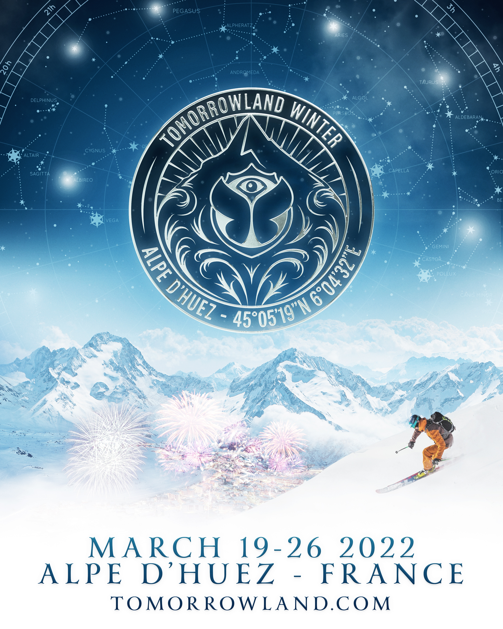 Back on the slopes of Tomorrowland Winter!