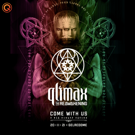 The world's leading harder style event Qlimax returns…