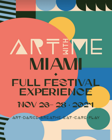 Discover Art With Me 's first festival in Miami !