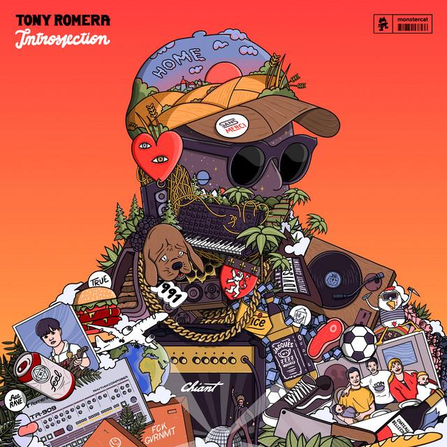 Tony Romera goes through his life with 'Introspection' !