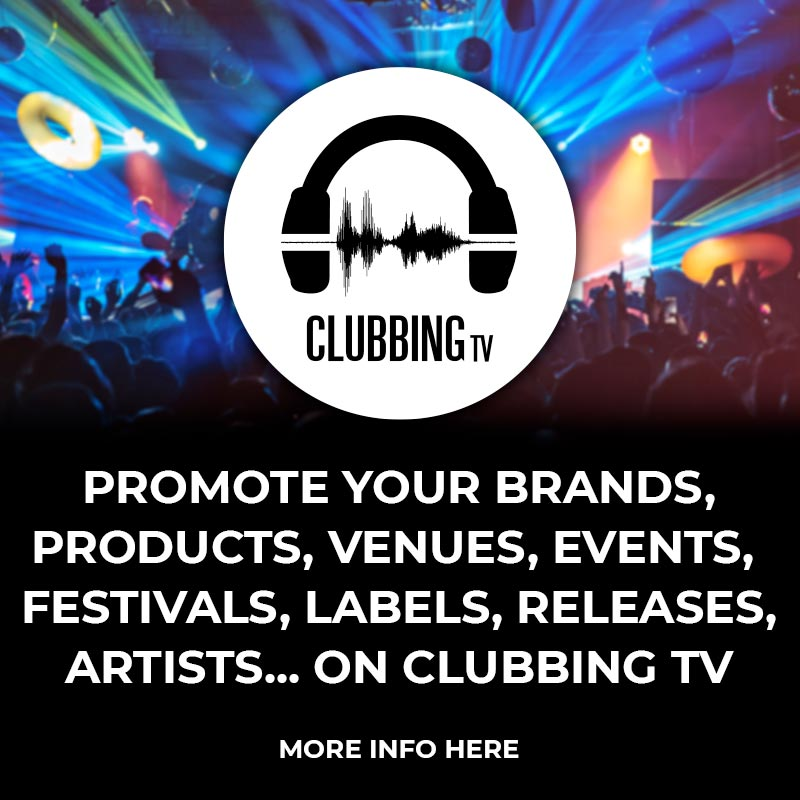 Advertise with Clubbing TV