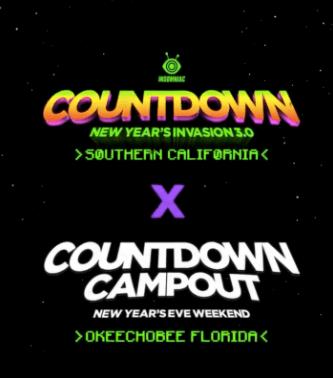 Countdown NYE, North America's largest NYE festival!