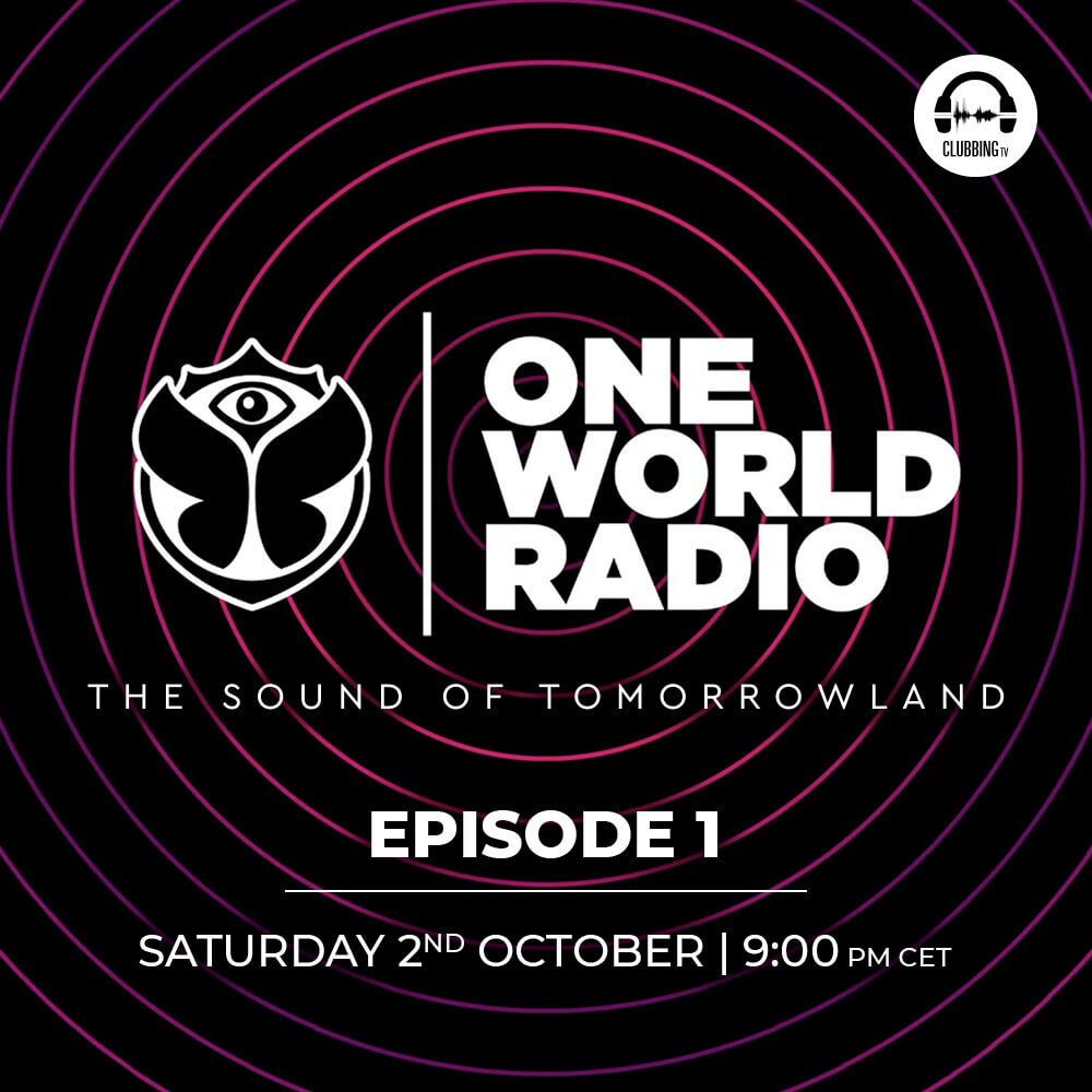 One World Radio – The Sound of Tomorrowland now on Clubbing TV !