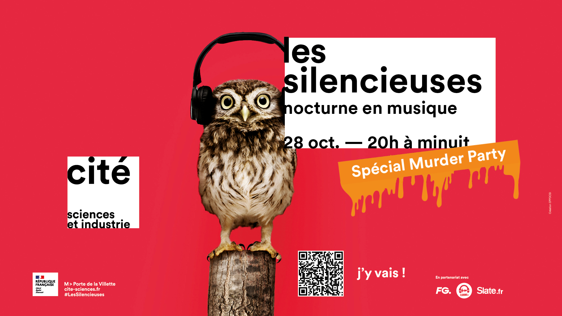 Les Silencieuses is the next unmissable event!
